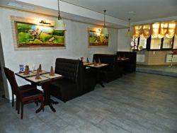 Основной зал 1 Ресторан Буча