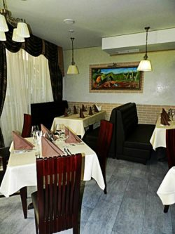 Зал 7 Ресторан Буча