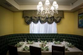 ресторан Выхухоль_VIP-зал