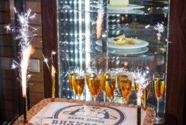 Праздничный торт 1 Буча Ресторан