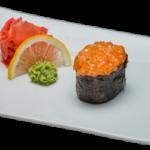 Гункан з лососем Суши Доставка Буча