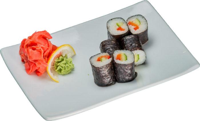макі рол овочевий Суши Доставка Буча