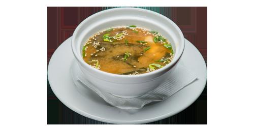 Місо суп овочевий