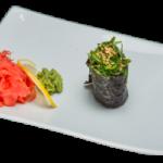 сивід з салатом Суши Доставка Буча
