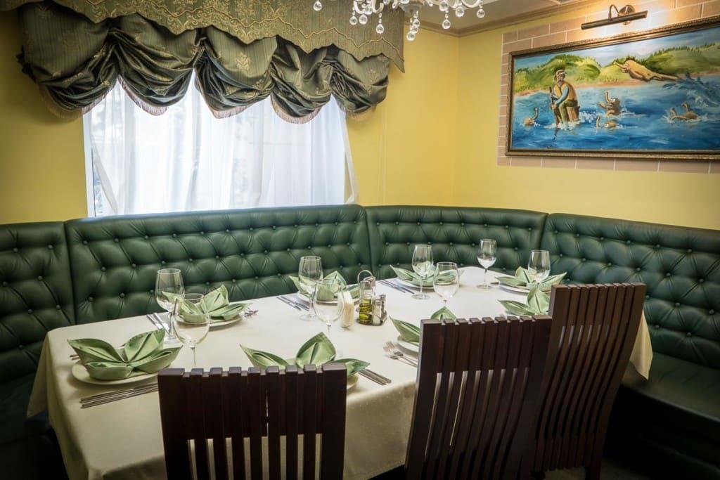 Vip-зал ресторан Буча 2
