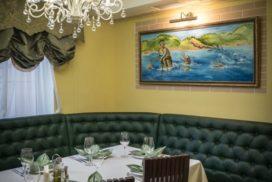Vip-зал ресторан Буча 1