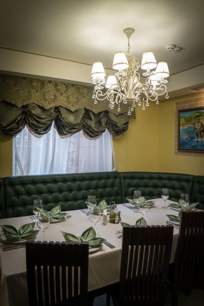 Vip-зал ресторан Буча