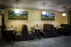 ресторан Выхухоль 5