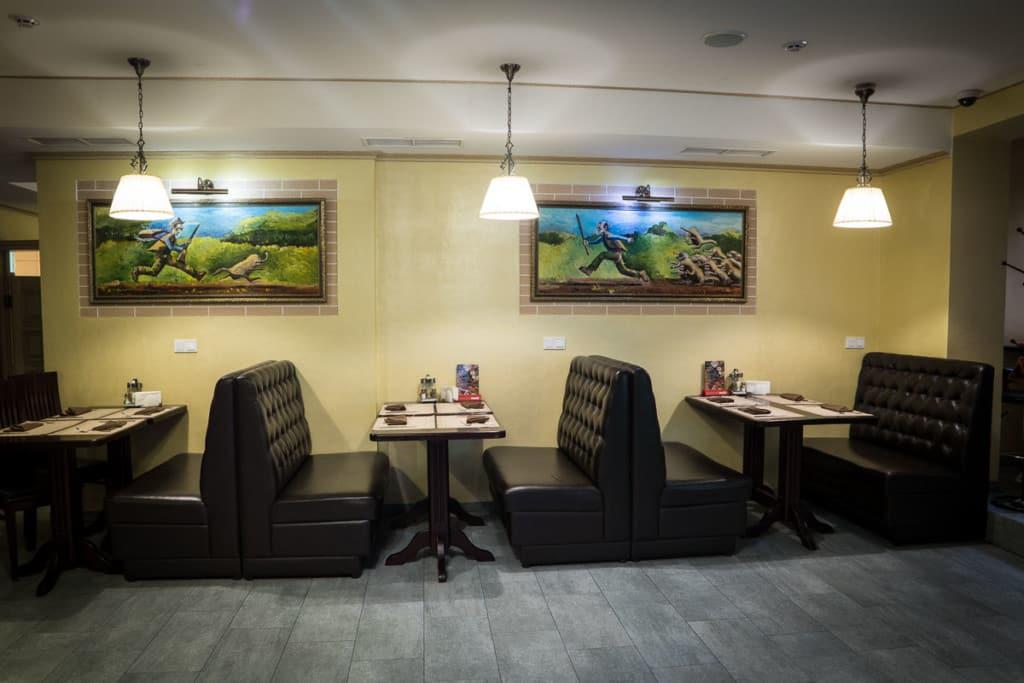 ресторан Выхухоль 2