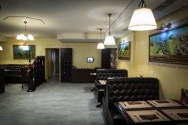 Ресторан Выхухоль Буча2